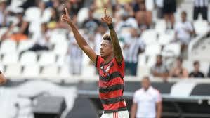 Bruno Henrique - números