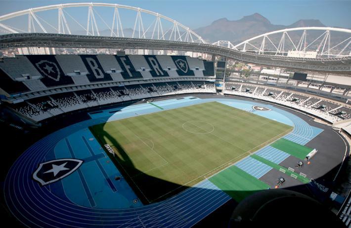 Estádio Olímpico Nilton Santos (Engenhão) - FutDados